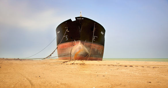 New EU Rules 'Fail' Against Shipbreaking Dangers