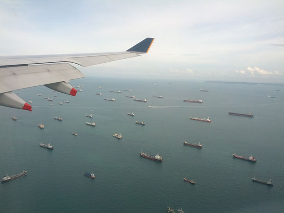 Smoke Engulfs Strait of Malacca and Singapore: Cause Becomes More Complex