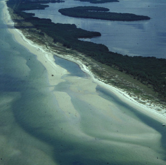 Anclote Key, Florida; By Richard A. Davis, Jr