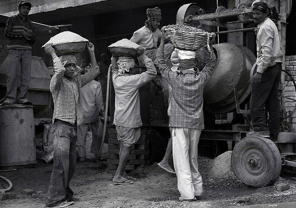 sand-workers-india