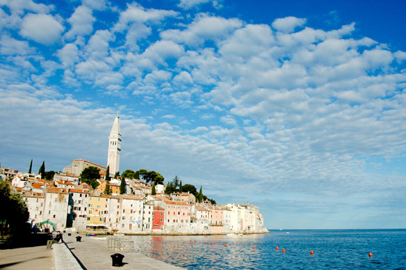 Rovinj: An Artists' Colony On the Adriatic
