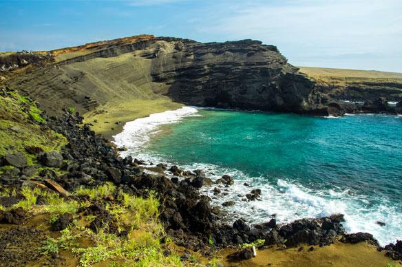 Scientist Finds 'Hawaiian Beach' Sand On Mars