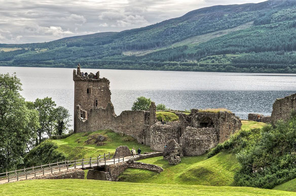 Mysteries of Giant Fish, Loch Ness and Sea Serpents
