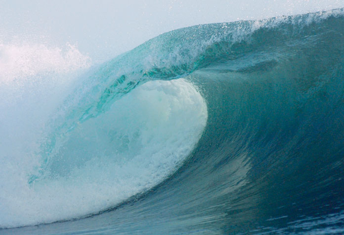 Photographer Clark Little's New Book: Taking An Ocean Beating To Get The Perfect Wave