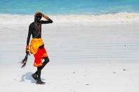 Kenya Turns Flip-Flops Into Art – In Pictures