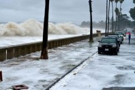 Coastal communities saw record number of high tide flooding days last year