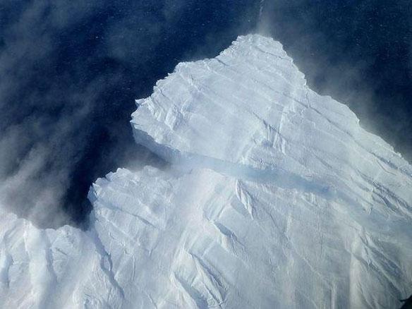 Thinning, retreat of West Antarctic Glacier began in 1940s