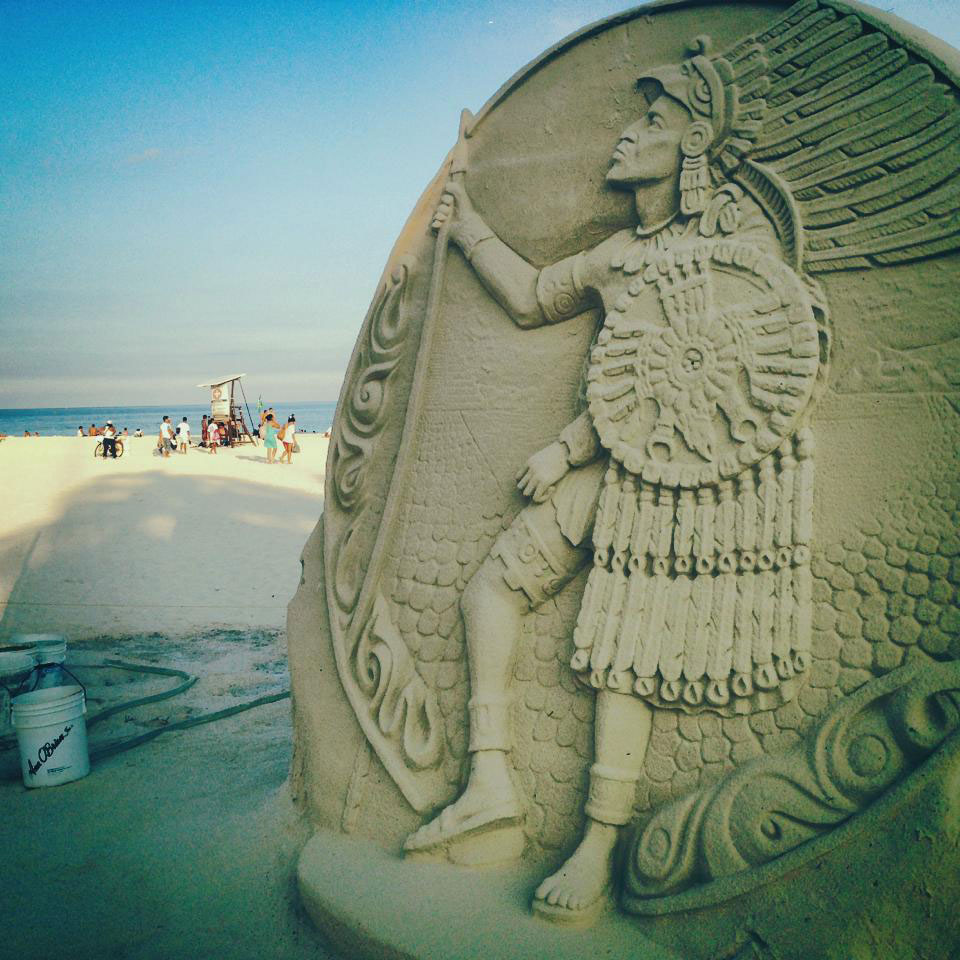 Love Building Sandcastles? This Guy Does It For A Living