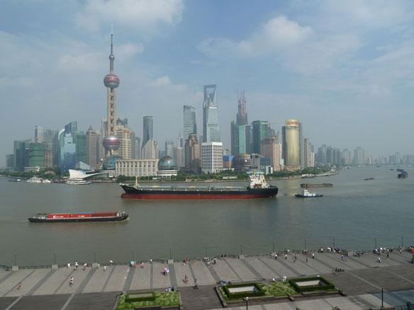 shanghai-river