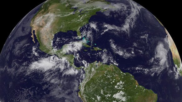 NOAA Predicts Near-Normal  2014 Atlantic Hurricane Season