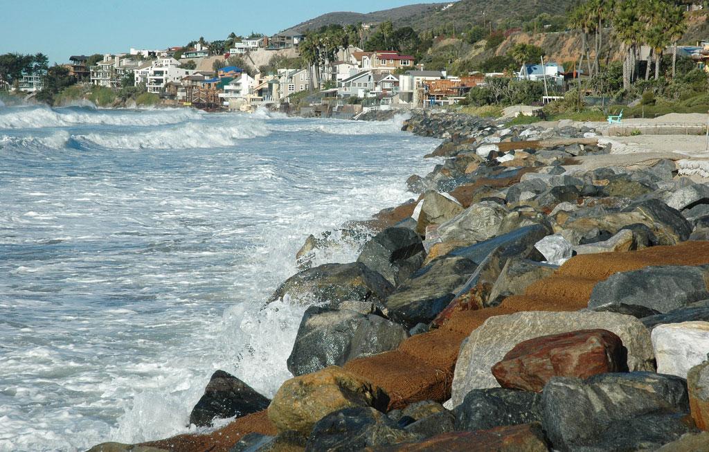 Malibu's Residents Plot New $20 Million Plan to Stop Sand Erosion