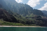 Did rapid sea-level rise drown fossil coral reefs around Hawaii?