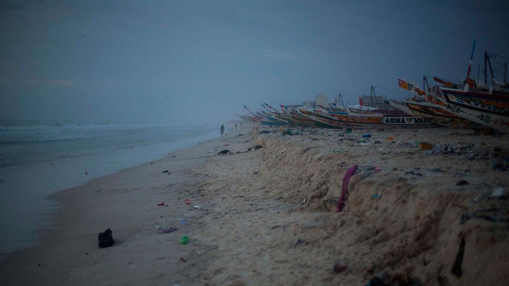 Beach Sand Mining Detrimental Effects Explained, Saint- Louis, Senegal
