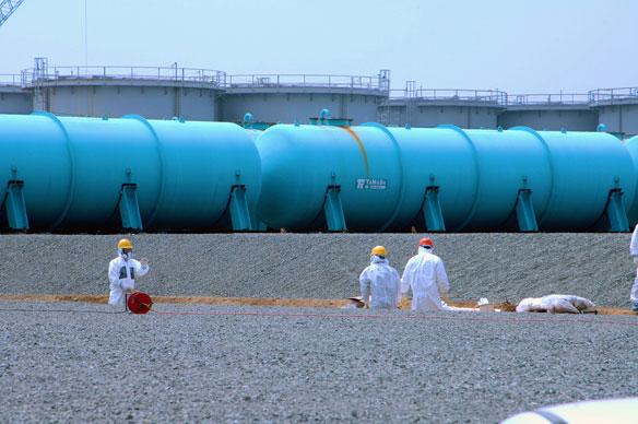 Fukushima Operator Struggles To Build Ice Wall To Contain Radioactive Water