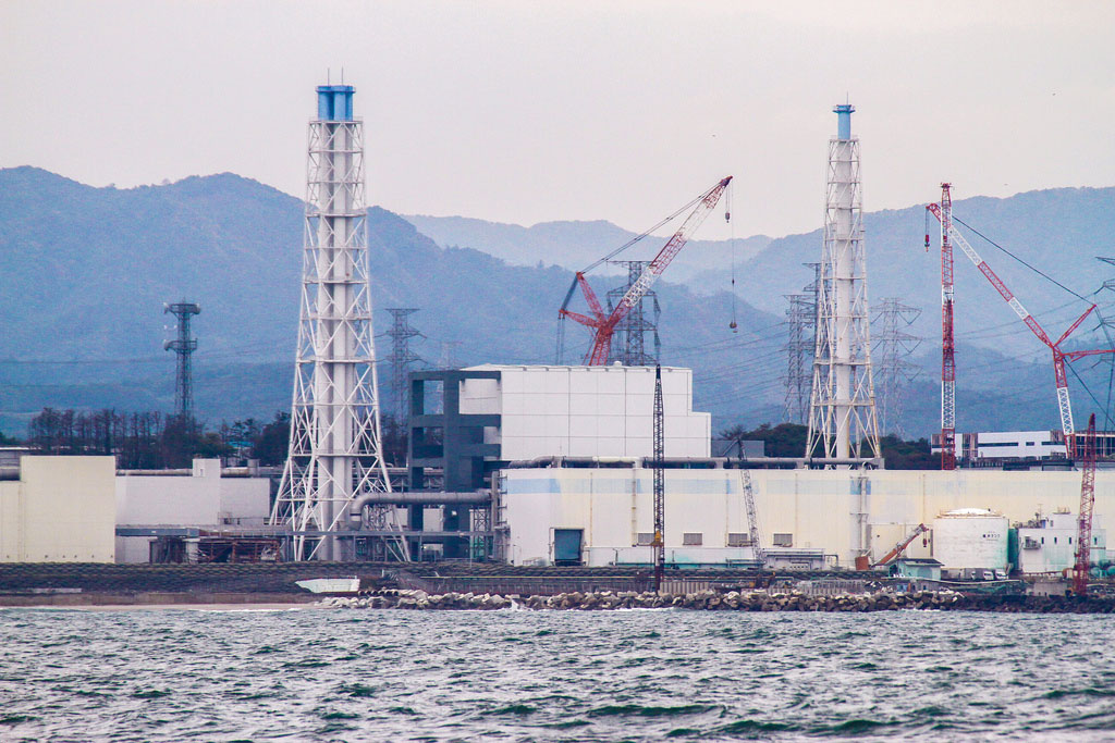 Fukushima: Japan announces it will dump contaminated water into sea
