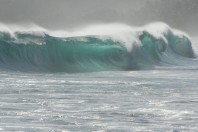 Surf's Up: New Research Monitor Ocean Wave Behavior and Shore Impacts