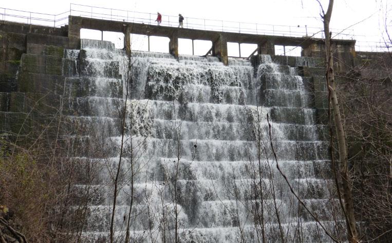 Standford's Searsville Dam Spurs Debate