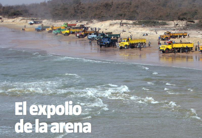 """""""El Expolio De La Arena"""""""