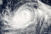 Back from the Dead, Pacific Hurricane Becomes Super Typhoon