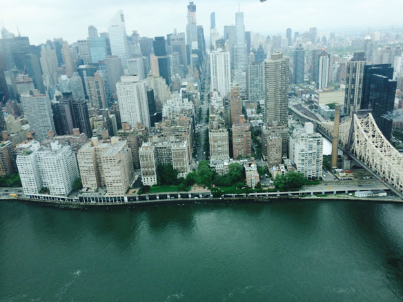 Sea Level Rise Could Turn New York Into Venice