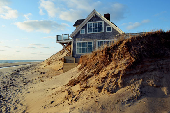 Climate Change Concerns Weigh On Cape Home-Buying Decisions