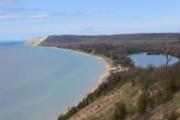 Beaches of Sleeping Bear Dunes National Lakeshore, Michigan; By William J. Neal & Gregory C. Wilson