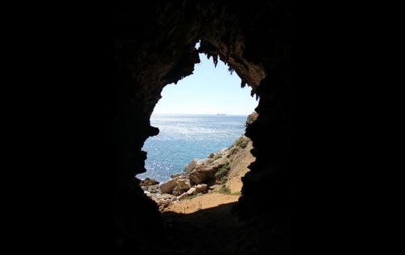 inside-gorham's-cave