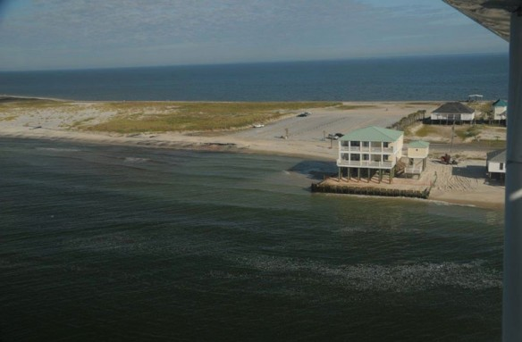 Dauphin Island, AL; By George Crozier and John Dindo