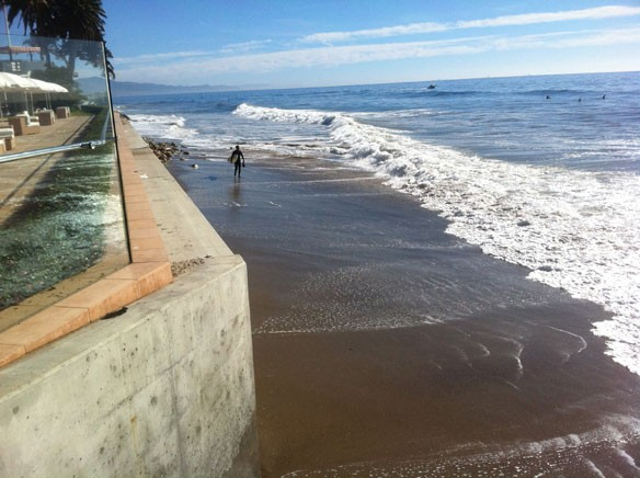 Quot Seawalls Kill Beaches Quot Open Letters By Warner Chabot And