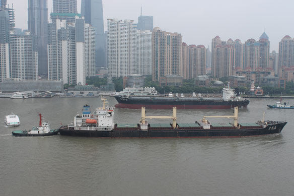 The Prevention and Control of Shipping and Port Emissions in China, NRDC