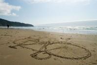 bicyle-beach