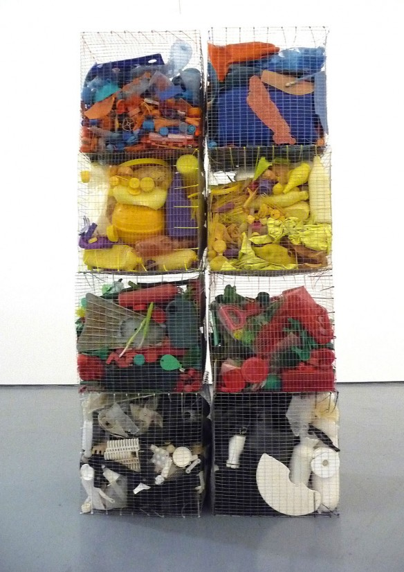 Eight Gabions; By Mary Flynn