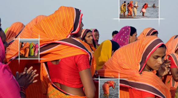 india-women-beach