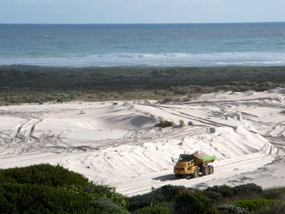 Go-ahead for mining on ten West Coast beaches, South Africa