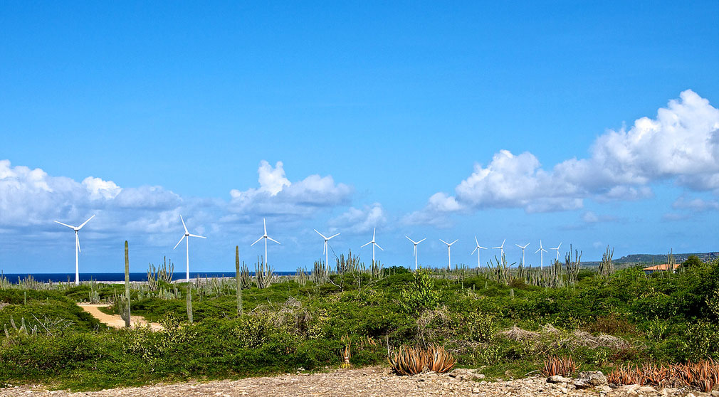 A Caribbean Island Embraces 100% Renewable Electricity, Giving Up Diesel