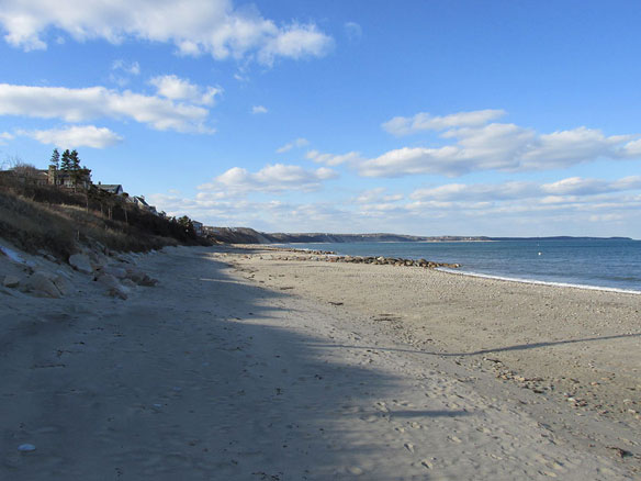 Indian Trail Beach Erosion Project Moving Forward, MA