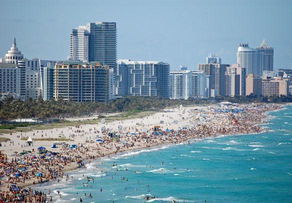 Rising Seas Threaten South Florida's Drinking Water