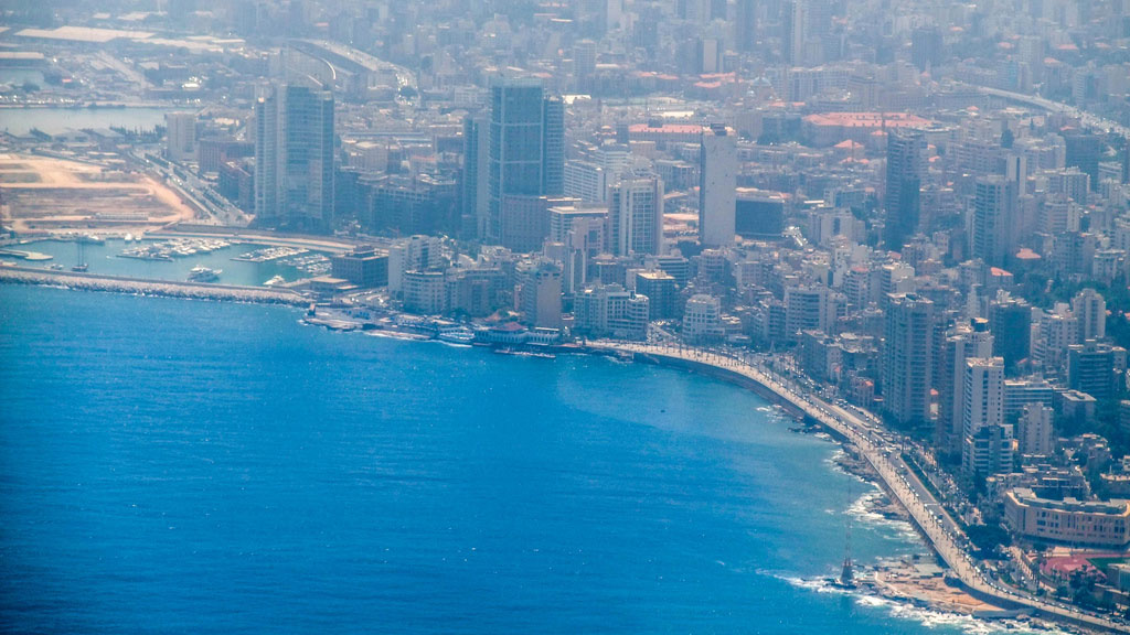 A City Without a Shore: Rem Koolhaas, Dalieh and the Paving of Beirut's Coast