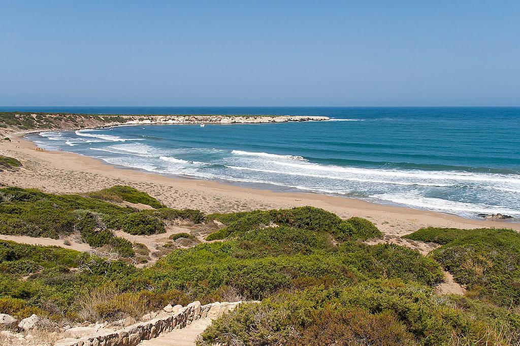Polis Beach Erosion the Worst in 20 Years, Cyprus