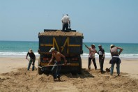 Beach mining study bodes well for prospectors