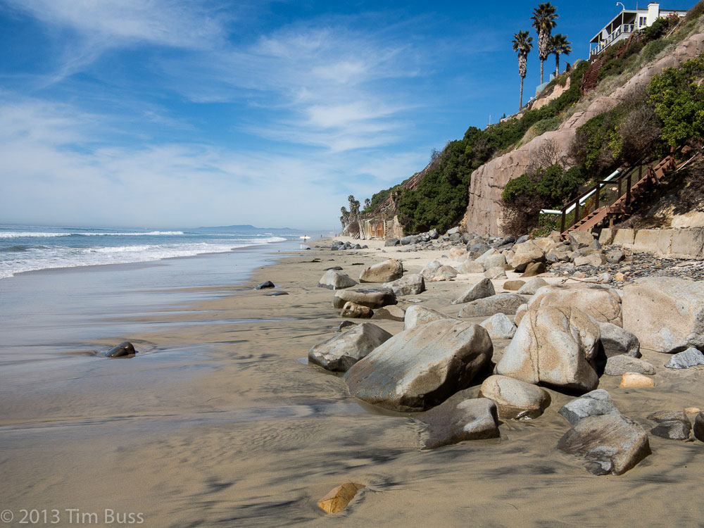 A 50-year Sand Replenishment Project, Encinitas and Solana Beaches, CA