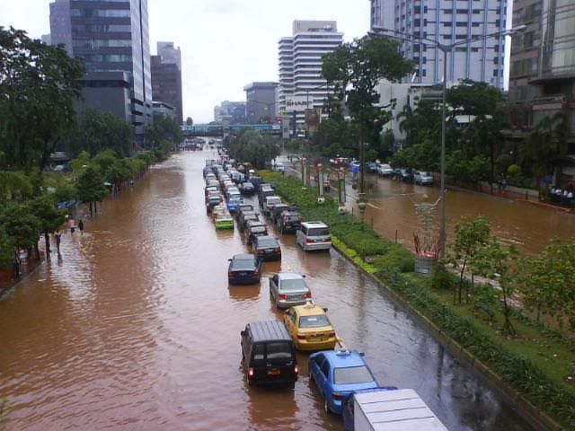 Central Govt Halts Jakarta's $40 Billion Reclamation Project