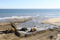 Croatan Beach Residents Say too Much Dredging Hurts Shoreline, VA