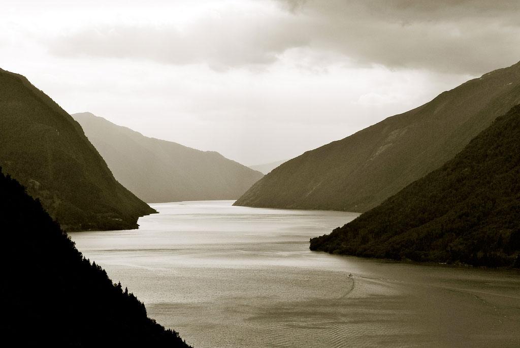 Fjords Soak Up a Surprising Amount of Carbon
