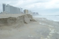 Officials Scramble for Funding to Replenish Storm-Damaged Beaches, SC