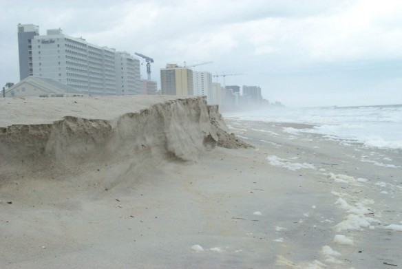Myrtle Beach Erosion Sc Photo Source Randy Development Is Absolutely Responsible For The Majority Of Nourishment Andrew Coburn