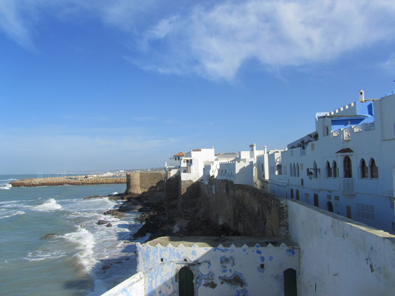 Asilah, Morocco: A Coastal Town Seeking Modernity; By Celie Dailey