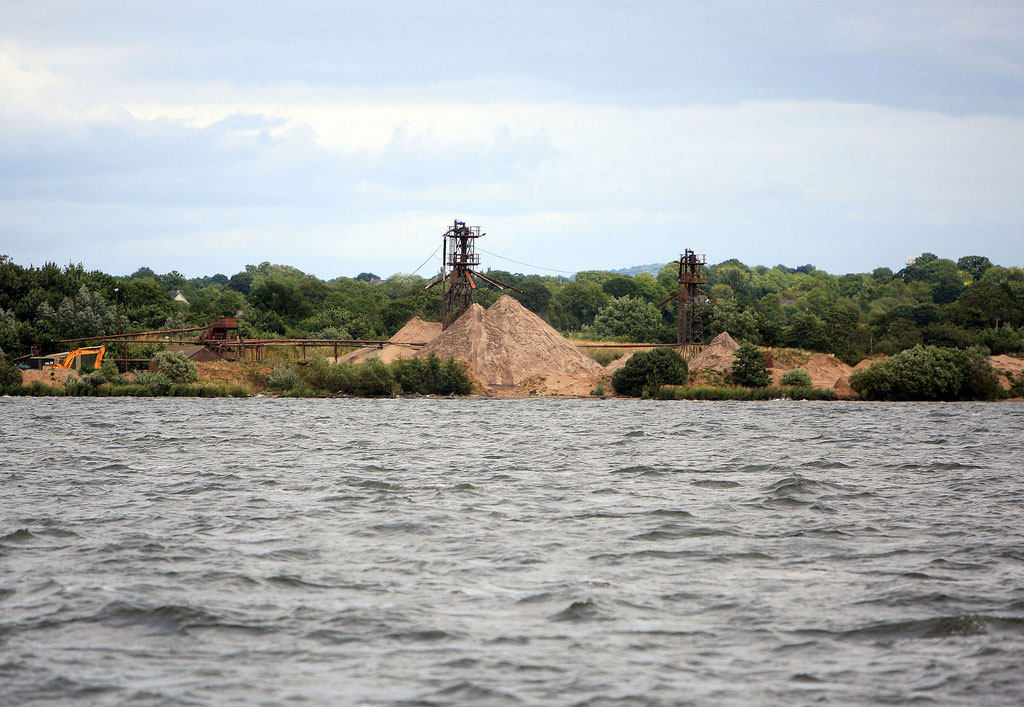 Lough Neagh Unauthorized Sand-Dredging, Ireland