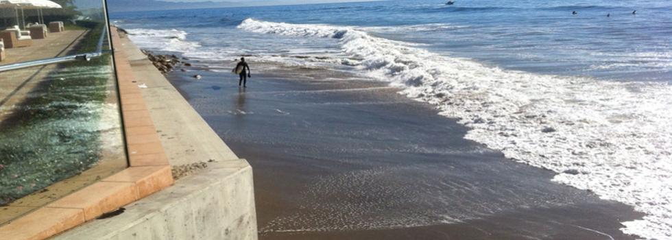 Seawalls Kill Beaches