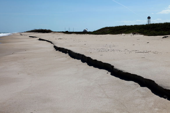 Erosion Threatens Iconic NASA Launch Pads